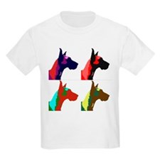 Great Dane a la Warhol T-Shirt