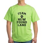 Team Newfoundland Green T-Shirt