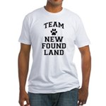Team Newfoundland Fitted T-Shirt