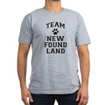 Team Newfoundland Men's Fitted T-Shirt (dark)