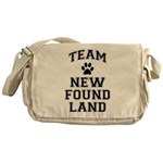 Team Newfoundland Messenger Bag