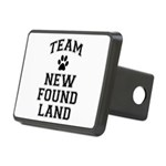 Team Newfoundland Rectangular Hitch Cover