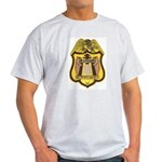 Riverside County Ranger Ash Grey T-Shirt