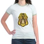 Riverside County Ranger Jr. Ringer T-Shirt
