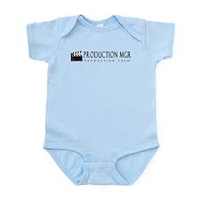 Production Manager Infant Bodysuit