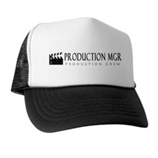 Production Manager Trucker Hat