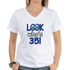 Look who's 35 Shirt