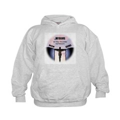 Jesus is the Bridge Kids Hoodie