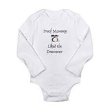 Unique Cooling Long Sleeve Infant Bodysuit