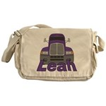 Trucker Leah Messenger Bag