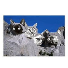 Mt. Rexmore Postcards (Package of 8)