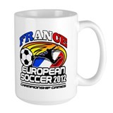 France European Football 2012 Mug