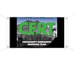 """CERT-LA Banner-with URL, 44""""x30"""""""