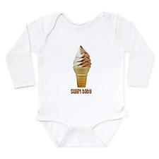 swirl baby Body Suit