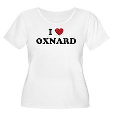 I Love Oxnard California T-Shirt