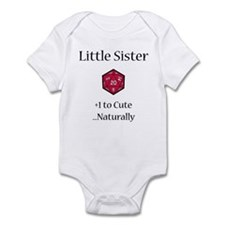 DnD Little Sister Onesie