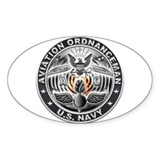USN Aviation Ordnanceman Eagle Rate Decal