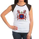 Trebnitz Coat of Arms Women's Cap Sleeve T-Shirt