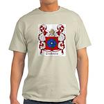 Trebnitz Coat of Arms Ash Grey T-Shirt