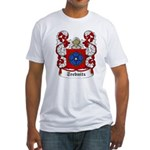 Trebnitz Coat of Arms Fitted T-Shirt