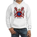 Trebnitz Coat of Arms Hooded Sweatshirt