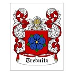 Trebnitz Coat of Arms Small Poster