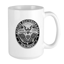 USN Aviation Boatswains Mate Eagle Rate Mug
