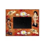 Eastern Beauty Picture Frame