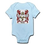 Traby Coat of Arms Infant Creeper