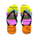 math teacher 8.PNG Flip Flops