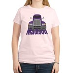 Trucker Madison Women's Light T-Shirt