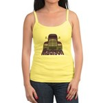 Trucker Madison Jr. Spaghetti Tank
