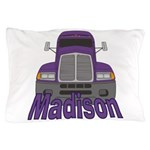 Trucker Madison Pillow Case