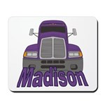 Trucker Madison Mousepad