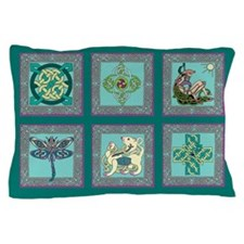 Celtic Sampler Pillow Case
