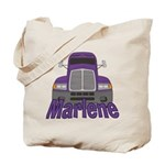 Trucker Marlene Tote Bag