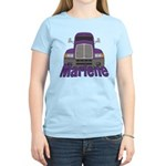Trucker Marlene Women's Light T-Shirt