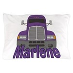 Trucker Marlene Pillow Case