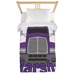 Trucker Marsha Twin Duvet
