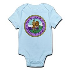 The Great Seal of the Chickasaw Nation Infant Body