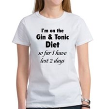 Gin & Tonic Diet Tee