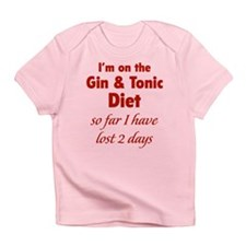 Gin & Tonic Diet Infant T-Shirt