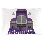Trucker Melinda Pillow Case