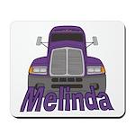Trucker Melinda Mousepad