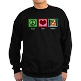Peace Love Pottery Jumper Sweater