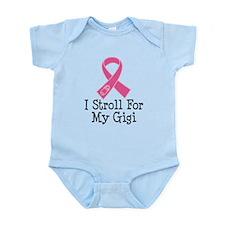 I Stroll For My Gigi Infant Bodysuit