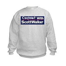 Coexist with Walker Sweatshirt