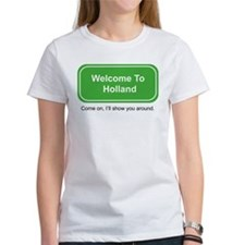 Cute Tourettes syndrome Tee