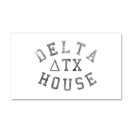 Delta House Car Magnet 20 x 12