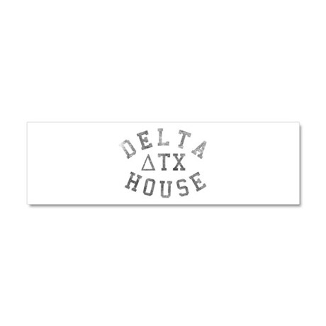 Delta House Car Magnet 10 x 3